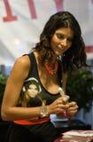 Micaela modèle Schaefer Photographie stock libre de droits