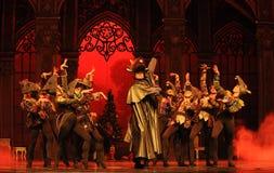 The mice army-The Ballet  Nutcracker Stock Photos