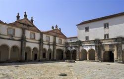 Micha Cloister av kloster av Kristus royaltyfria foton