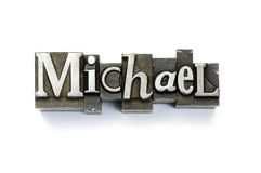 Michael Royalty Free Stock Images