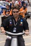 Michael Andretti Image libre de droits