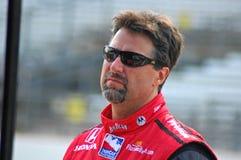 Michael Andretti Stock Photo