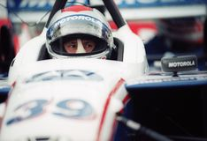 Michael Andretti Royalty Free Stock Images