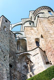 Michael the Archangel, Sacra di San Michele, Italy Royalty Free Stock Image