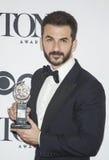 Michael Aronov Grabs Best Featured Actory Tony Stock Photo