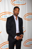 Michael B. Jordan arrives at the 12th Annual Lupus LA Orange Ball Royalty Free Stock Images