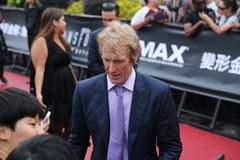 Michael Bay Obraz Royalty Free