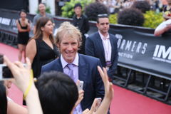 Michael Bay Royalty Free Stock Photo