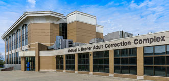 Michael Becher Adult Correction Complex (Clark County Indian fotografia stock libera da diritti