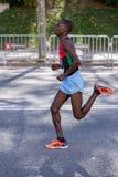 Michael Bett de Kenya Foto de Stock