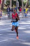 Michael Bett of Kenya Stock Photo