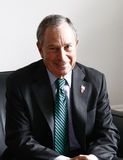 Michael Bloomberg Royalty Free Stock Photos