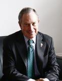 Michael Bloomberg Fotografie Stock Libere da Diritti
