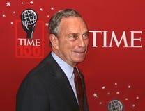 Michael Bloomberg Imagens de Stock