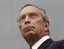 Free Michael Bloomberg Royalty Free Stock Image - 172929876