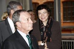 Michael Bloomberg Stock Image