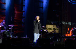 Michael Bolton Concert Stock Photography