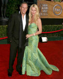 Michael Bolton,Nicolette Sheridan Royalty Free Stock Photo
