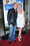 Michael Bolton, Nicollette Sheridan Stock Images