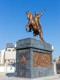 Michael the Brave statue, Bucharest, Romania Royalty Free Stock Photos