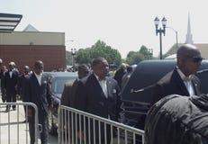 Michael Brown pogrzeb Obrazy Stock