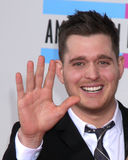 Michael Buble Stock Photography
