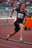 Michael Bultheel - athletics Royalty Free Stock Images
