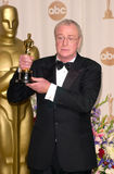 Michael Caine. 26MAR2000:  Best Supporting Actor MICHAEL CAINE at the 72nd Academy Awards.  Paul Smith / Featureflash Royalty Free Stock Photo