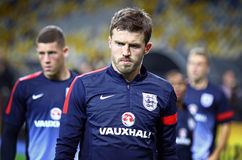 Michael Carrick of England Royalty Free Stock Photo