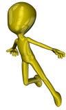 Michael cartoon character Stock Photos