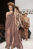 Michael Costello project Runway season 8 Stock Image
