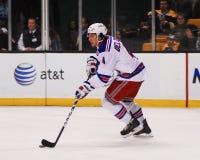 Michael Del Zotto  New York Rangers. New York Rangers defenseman Michael Del Zotto #4 Stock Image