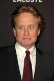 Michael Douglas Royalty Free Stock Photos