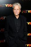Michael Douglas Stockbild