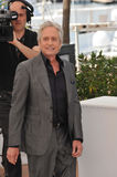 Michael Douglas Stock Photography