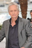 Michael Douglas Royalty Free Stock Photo