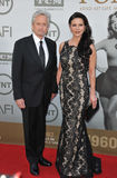 Michael Douglas & Catherine Zeta-Jones Royalty Free Stock Image