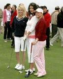 Michael Douglas,Heather Locklear,Catherine Zeta-Jones,Cheryl Ladd Royalty Free Stock Photos