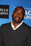 Michael Elliot arrives at the 2011 NAACP Image Awards Nominee Reception Royalty Free Stock Photos