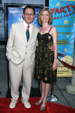 Michael Emerson, Carrie Preston fotos de stock royalty free