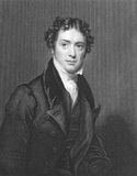 Michael Faraday Images libres de droits