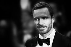 Michael Fassbender Stockfotos