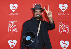 Michael Franti Royalty Free Stock Image