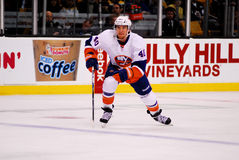 Michael Grabner New York Islanders Royalty Free Stock Image