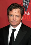 Michael J. Fox Stock Photo