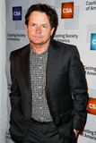 Michael J. Fox Royaltyfria Foton