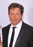 Michael J Fox Royalty Free Stock Photo