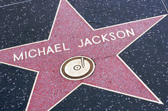 Michael Jackson Foto de Stock Royalty Free