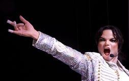 Michael Jackson Arkivfoto
