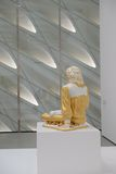 Michael Jackson at the Broad Museum stock photography